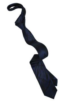 Dior Homme silk grey/blue tie
