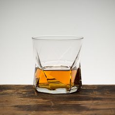 Faceted Whiskey Glasses - Set of 4 $25 *Logan Ray, Michelle Dawson, Nina Arshagouni, Nuno Moura, Sean Harris, Tim Yu, Tony Hellberg
