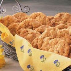 Peanut Butter Maple Cookies II Recipe