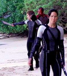 BTS Blood Rain Catching Fire (GIF) PART 2 Jen is chewing gum!!!