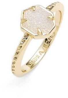 Kendra Scott 'Calvin' Drusy Ring
