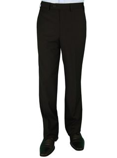 Available in different sizes Presidential Giorgio Napoli Men's Suit Separates Dress Pants Black