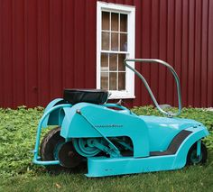Rainbow of Antique Mowers - Equipment - Farm Collector