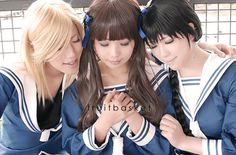 Fruits Basket cosplay!!!!!!!! I miss you Fruits Basket!!!!