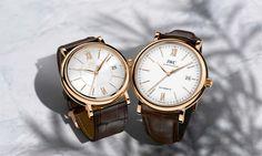 #TiempoPeyrelongue «El secreto del éxito de la línea de relojes Portofino de #IWC es desde hace años su estilo elegante y discreto que conserva intacta su vigencia independientemente de las cambiantes tendencias de la moda»