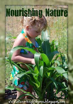 Discovery Kidzone Montessori Adventures: Gardening the Montessori way