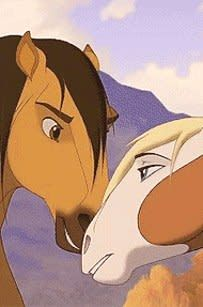 39 Non-Disney Animated Movies Youll Definitely Want To Watch Dreamworks Animation, Disney Animation, Disney And Dreamworks, Disney Pixar, Animation Movies, Disney Films, Spirit Horse Movie, Spirit The Horse, Spirit And Rain