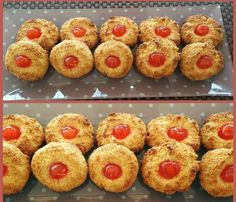 Greek Sweets, Greek Desserts, Greek Recipes, Cookbook Recipes, Cooking Recipes, Biscuits, Pastry Cake, Cake Cookies, Sweet Tooth