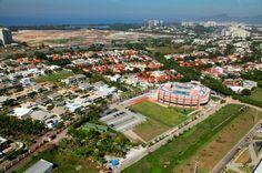 New EARJ Campus Barra — EARJ - Escola Americana do Rio de Janeiro - American School of Rio de Janeiro