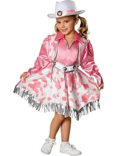 Western Diva Kids Costume | Wholesale Cowgirls Halloween Costume for Girls