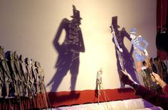 Wayang Revolusi, loaned to Jakarta, 2005. Wereldmuseum, Rotterdam.