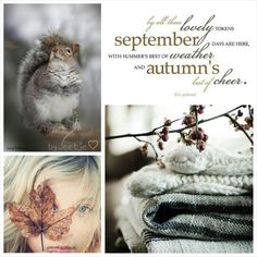 Autumn's best of cheer #moodboard #collage #mosaic byJeetje♡