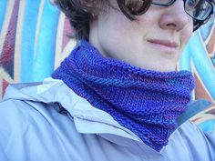 Ravelry: Wave Cowls pattern by Rebecca Hatcher