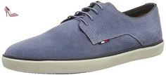 Tommy Hilfiger G2285eorge 1b, Sneakers Basses Homme, Bleu (Jeans 013), 41 EU - Chaussures tommy hilfiger (*Partner-Link)