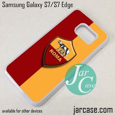 As Roma Phone Case for Samsung Galaxy S7 & S7 Edge