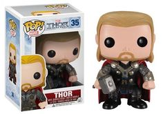 Funko Pop! Marvel: Thor the Dark World - Thor