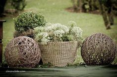decoração de casamento rustico - Pesquisa do Google