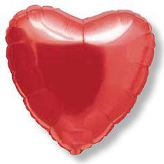 Globo corazon rojo http://www.airedefiesta.com/product/728/0/0/1/1/Globo-corazon-rojo.htm