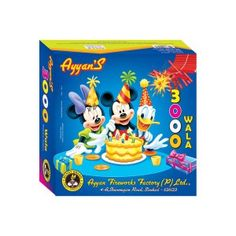 http://www.ayyanonline.com/vibrant-sound/celebration-crackers/3000-celebration-crackers Buy online 3000 - Celebration Crackers from Ayyanonline.com. Purchase now at wholesale price & CASH ON DELIVERY in Tamilnadu. Celebrate this Diwali with Ayyan Fireworks.