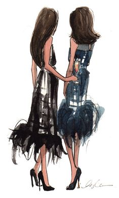 "javiercarrete:    FNO MOMENT from ""The Sketch Book""  by Inslee Haynes"