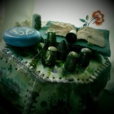 Old Fashioned Sewing Thimbles