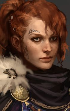 Iconic Characters, Dnd Characters, Fantasy Characters, Female Characters, Fantasy Art, Fantasy Races, High Fantasy, Best Portraits, Character Portraits