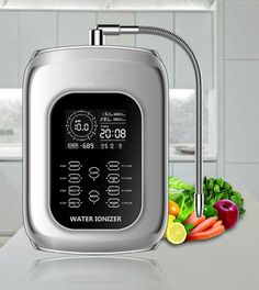 New Household 8 plates Alkaline Water Ionizer from Japan /electrolysis water filter ionizer