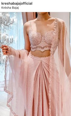 6 Indian Blouse Designs That Make For Perfect Bridal Inspiration For You, Straight Off The Runway Indian Gowns Dresses, Indian Fashion Dresses, Indian Designer Outfits, Designer Dresses, Indian Designers, Lehenga Designs, Saree Blouse Designs, Indian Lehenga, Lehenga Choli