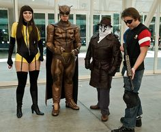 nite owl and silk spectre relationship test