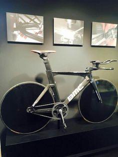 BMC track bike