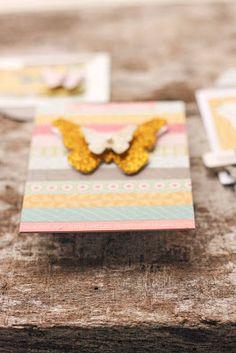 Envolée de papillons pour ce mercredi inspiration