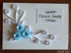 8 Best Quilling Baptism Images Quilling Paper Quilling
