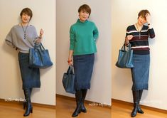 Fashion Over 40, Fashion Tips, Dress Codes, Asian Woman, Leggings, Clothes For Women, Chic, Womens Fashion, Casual