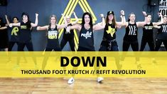 Are you ready to feel on top of the world…and stronger than ever? This high-intensity choreography will guarantee that your arms will feel it the next day! One Song Workouts, Workout Songs, Workout Videos, Zumba Toning, Toning Workouts, Cardio Dance, Exercises, Refit Revolution, Running Songs