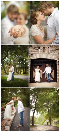 Engagement photography ideas.