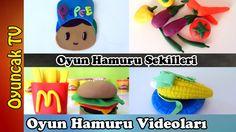 Oyun Hamuru Şekilleri! Oyuncak TV En Güzel Oyun Hamuru Videoları Derleme #Oyunhamuru #PlayDohvideos #PlayDoh #Playdough
