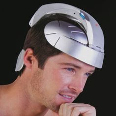 Alleviate stress and tension, relieve migraine pain, increase blood circulation, and enter a mode of relaxation with this revolutionary head massager