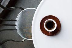 Bowery Coffee, NYC // Best Coffee Shops #Trottermag