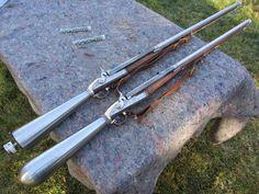 Martin Orro Girondoni air rifle replica