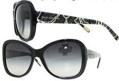 New Dolce and Gabbana Sunglasses DG 4132 Black 501/8G Authetnic 57mm #DolceGabbana #Butterfly