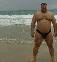 Bhm. Big handsome man