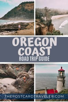 The Oregon coast is breathtaking and the perfect road trip destination. Don't miss these ten stops along the northern Oregon Coast. Tips on what to see and where to stay #yachats #thorswell #ecolastatepark #oregontravel