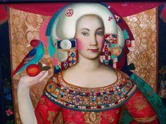 The Art of Olga Suvorova