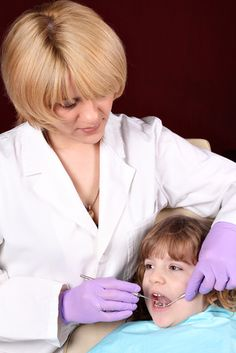 Pediatric Dentistry.    A common concern of new mothers involves when to schedule their child's first visit to the dentist. Our Santa Rosa dentist office recommends an appointment no later than 18 months. Teeth can begin to decay as soon as babies grow them. Though another mouth to fund may tempt some parents to procrastinate, the health consequences can be severe.