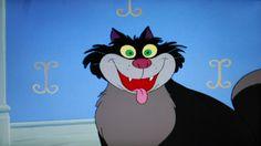 images of Lucifer from Disney cinderella   ... skriver: L is for Lucifer- Mrs. Denise Nesbitt's ABC-Wednesday - L