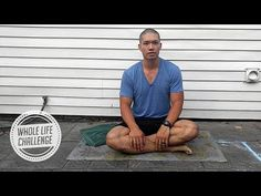5 Seated Stretches to Open Your Hips and Close Your Day - Whole Life Challenge