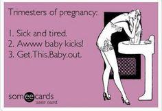 Also F.U. heartburn! #pregnancy