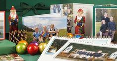 Wunderschöne Foto-Weihnachtskarten und Drucksachen auf hochwertigem Papier,  online selbst designbar.