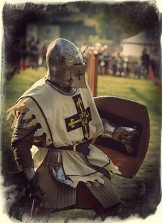 Reenactment: The Teutonic Order and Knights