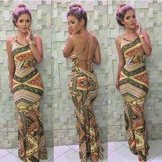 Vestido Longo Sereia Costa Nuas - Marília - Solid Store - Tendências
